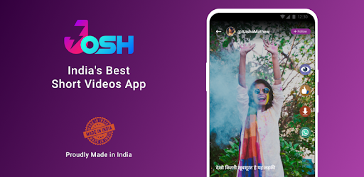 josh app download