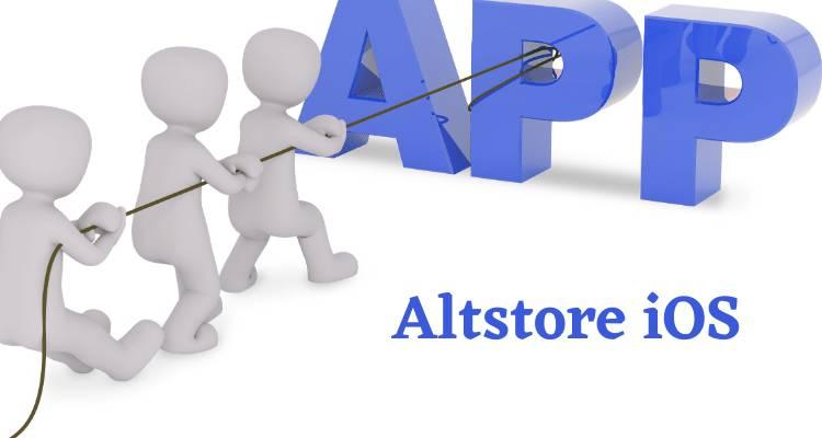 Altstore app download in iOS