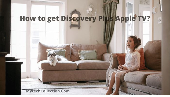 how to get discovery plus apple TV
