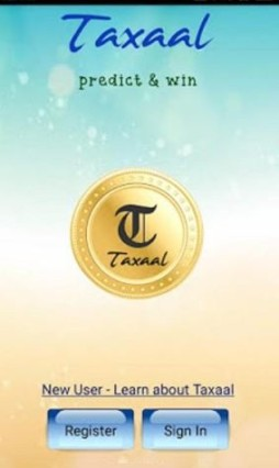 taxaal earning app sign up (1)