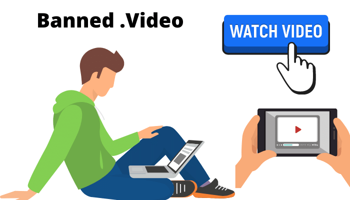 banned video app install