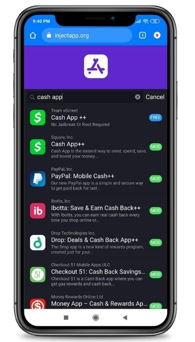 install cash app++ free