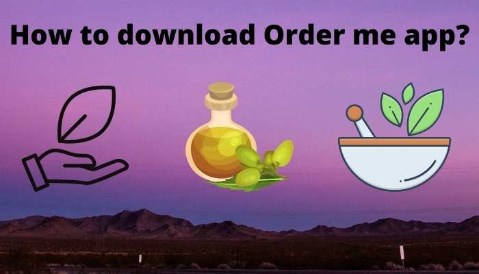 How to download Order me app patanjali