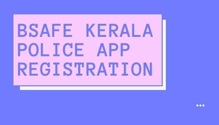 Kerala e pass Application Form