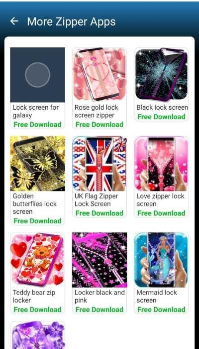 tech nukti lock screen theme download